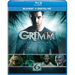 Grimm: Season 6 Blu-ray Cover