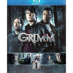 Grimm: Season One Blu-ray Cover
