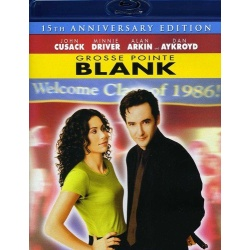 Grosse Pointe Blank Blu-ray Cover