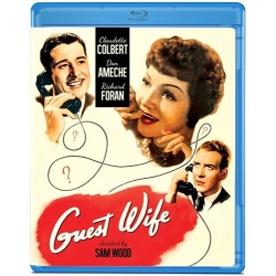 Guest Wife Blu-ray Cover