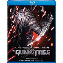 Guillotines Blu-ray Cover