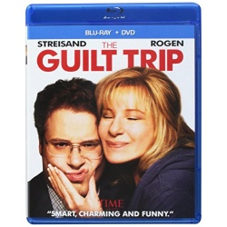 Guilt Trip Blu-ray Cover