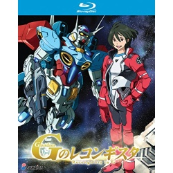 Gundam Reconguista in G Blu-ray Cover