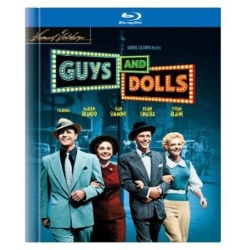 Guys and Dolls Blu-ray Cover