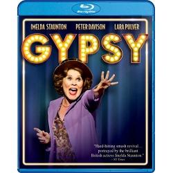 Gypsy Blu-ray Cover