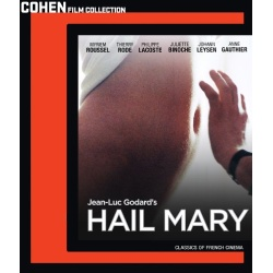 Hail Mary Blu-ray Cover