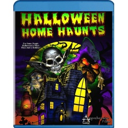 Halloween Home Haunts Blu-ray Cover