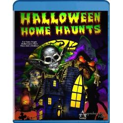 Halloween Home Haunts Blu-ray Cover