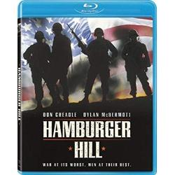 Hamburger Hill Blu-ray Cover