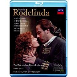 Handel: Rodelinda Blu-ray Cover