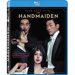 Handmaiden Blu-ray Cover