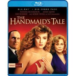 Handmaid's Tale Blu-ray Cover