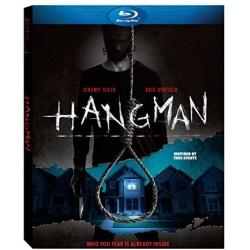 Hangman Blu-ray Cover