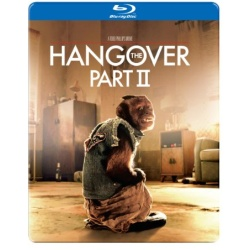 Hangover Part II (Steelbook) Blu-ray Cover