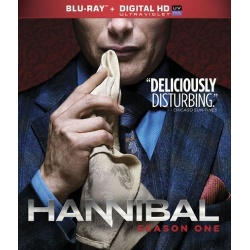 Hannibal: Season 1 Blu-ray Cover