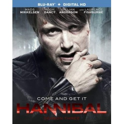 Hannibal Season Three Blu-ray