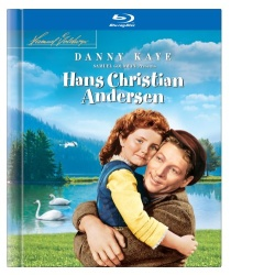 Hans Christian Andersen Blu-ray Cover