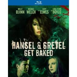 Hansel & Gretel Get Baked Blu-ray Cover