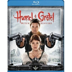Hansel & Gretel: Witch Hunters Blu-ray Cover