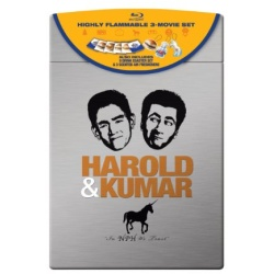 Harold & Kumar: Ultimate Collector's Edition Blu-ray Cover