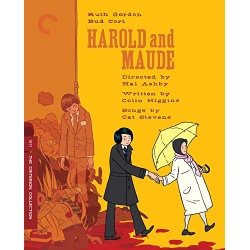 Harold and Maude Blu-ray Cover