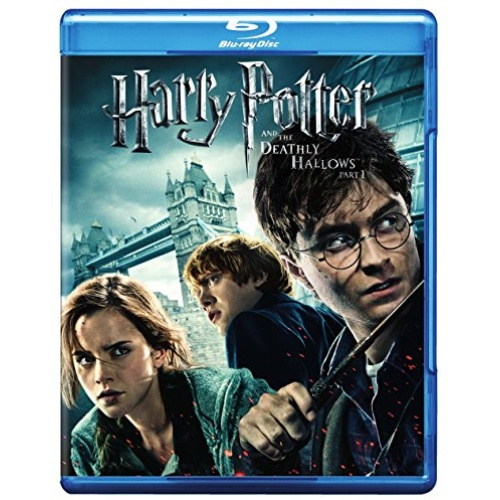 harry potter and the deathly hallows part 1 blu ray combo pack. Deathly Hallows: Part 1