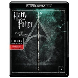 Harry Potter and the Deathly Hallows: Part 2 Blu-ray Cover