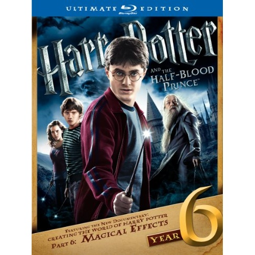 harry potter and the halfblood prince ultimate edition