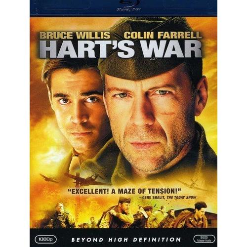 Jonathan Brandis Harts War Hart's War Blu-ray Dis...