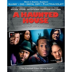 Haunted House Blu-ray Cover