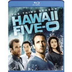 Hawaii Five-0: The 3rd Season Blu-ray Cover
