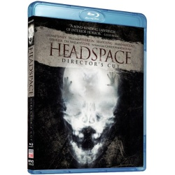 Headspace Blu-ray Cover