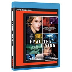 Heal the Living Blu-ray Cover