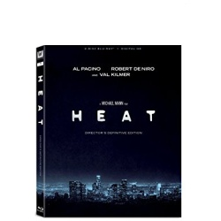 Heat Blu-ray Cover