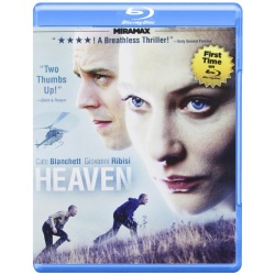 Heaven Blu-ray Cover