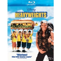 Heavyweights Blu-ray Cover