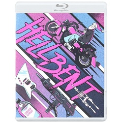 Hellbent Blu-ray Cover