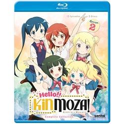 Hello!! Kinmoza! Blu-ray Cover