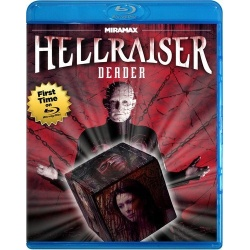 Hellraiser: Deader Blu-ray Cover