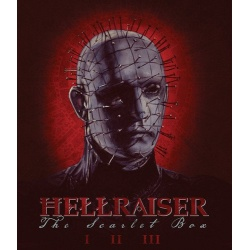 Hellraiser: The Scarlet Box Blu-ray Cover