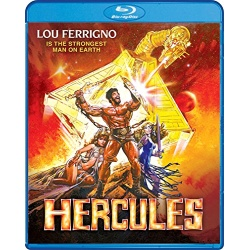 Hercules Blu-ray Cover