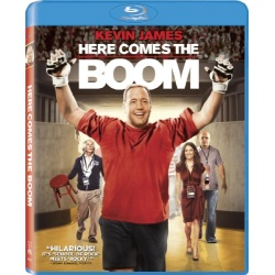 Here Comes the Boom Blu-ray Cover