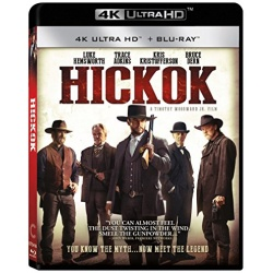 Hickok Blu-ray Cover