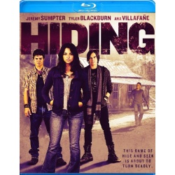 Hiding Blu-ray Cover