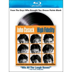 High Fidelity Blu-ray Cover