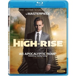 High-Rise Blu-ray Cover