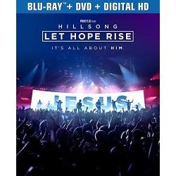 Hillsong: Let Hope Rise Blu-ray Cover