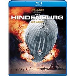 Hindenburg Blu-ray Cover