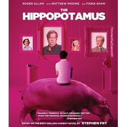 Hippopotamus Blu-ray Cover