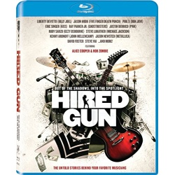 Hired Gun Blu-ray Cover